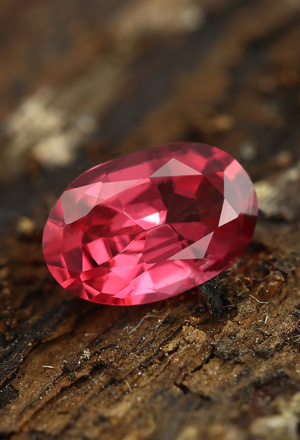 Noble Red Spinel