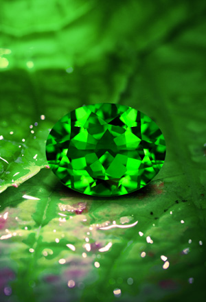 Russian Diopside