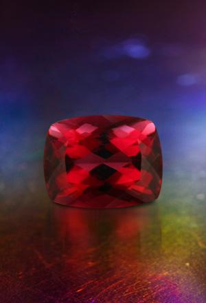 Red Sapo Tourmaline