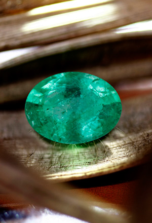 Zambian Emerald