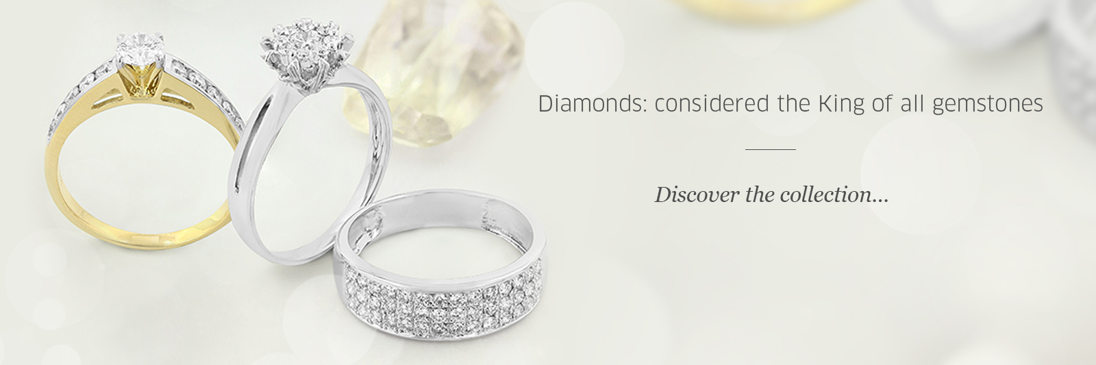 Diamonds at Rocks & Co.