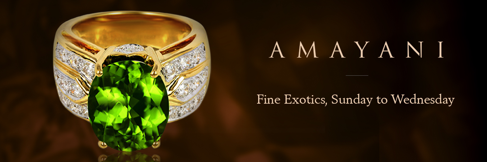 Amayani Fine Exotics at Rocks & Co.