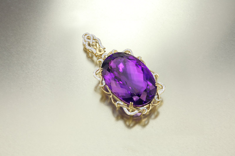 Buy amethyst jewellery online