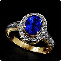 Ceylon Sapphire Jewellery