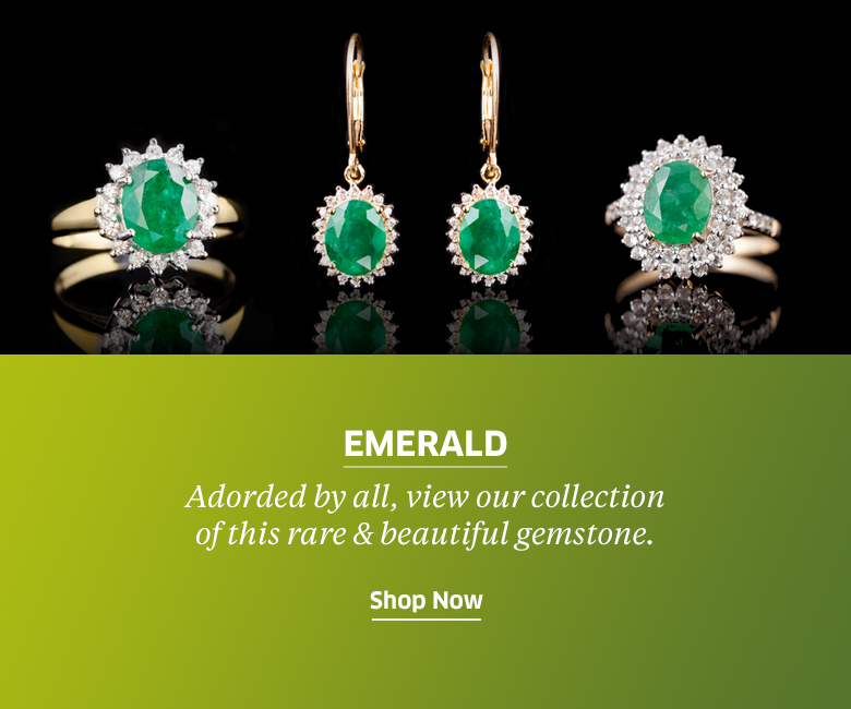 Emerald-jewellery at Rock & Co.