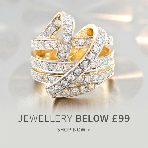 Jewellery below £100