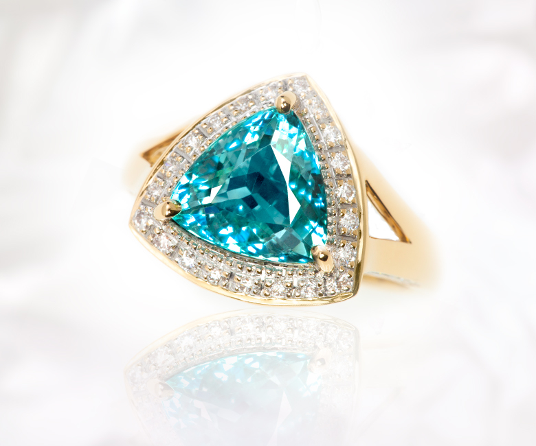 Paraiba Tourmaline at Rocks & Co. Outlet