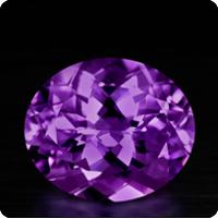 Purple Sapphire