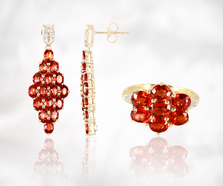 Ruby Jewellery at Rocks & Co.