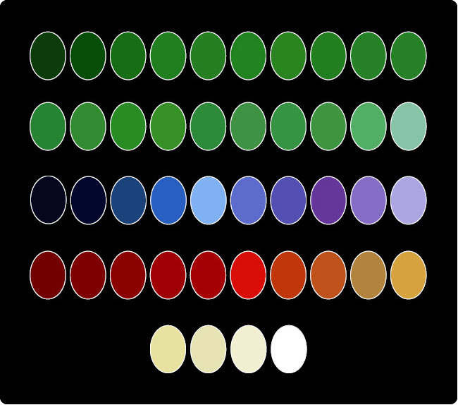 The Colours of Jade