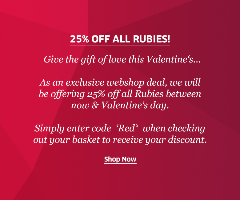 Valentine's Sale at Rocks and Co.