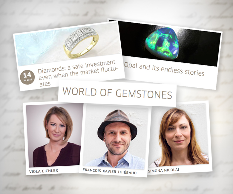 World of Gemstones by Rocks & Co.