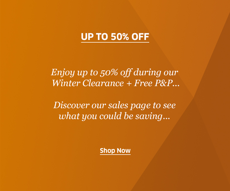 Winter clearance at Rocks & Co.