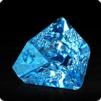 Brazilian Swiss Blue Topaz