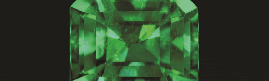Emerald inclusions