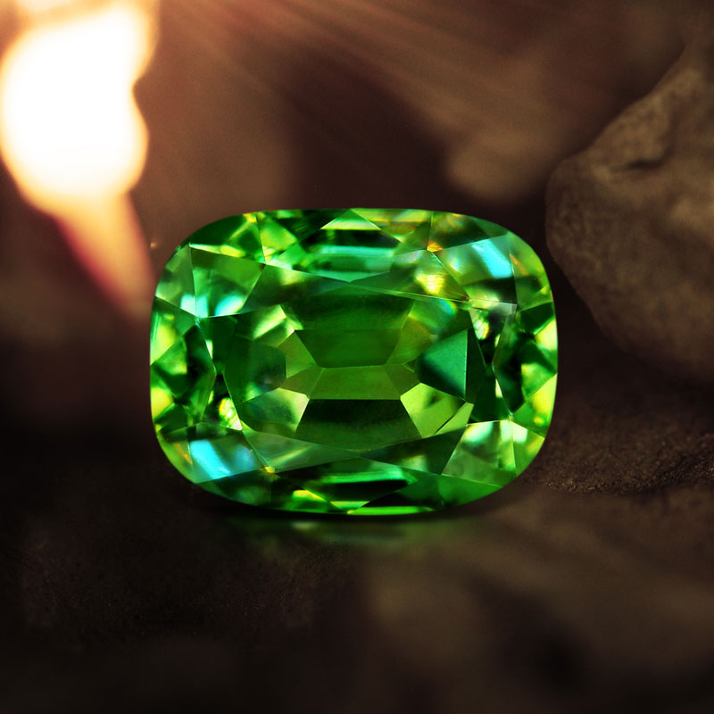 Ambanja Demantoid