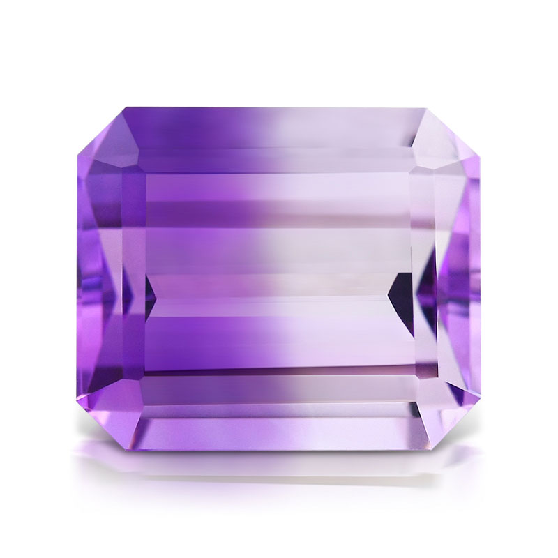 Bi Colour Amethyst