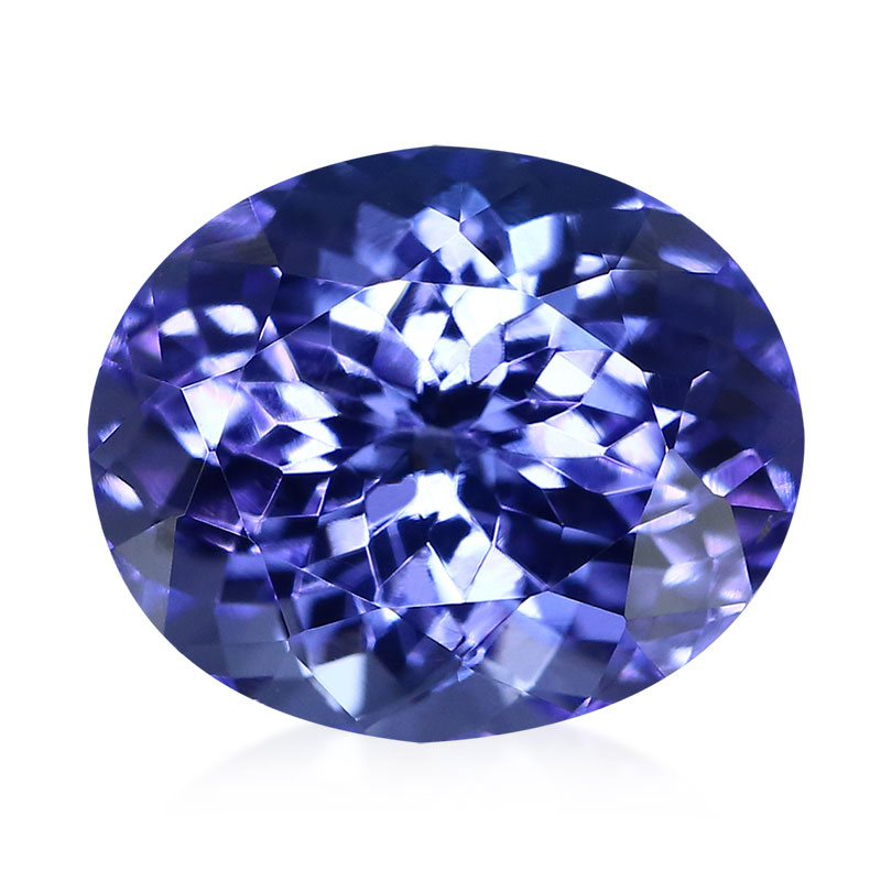 tanzanite gemstones shape gemstone sku carat violet oval