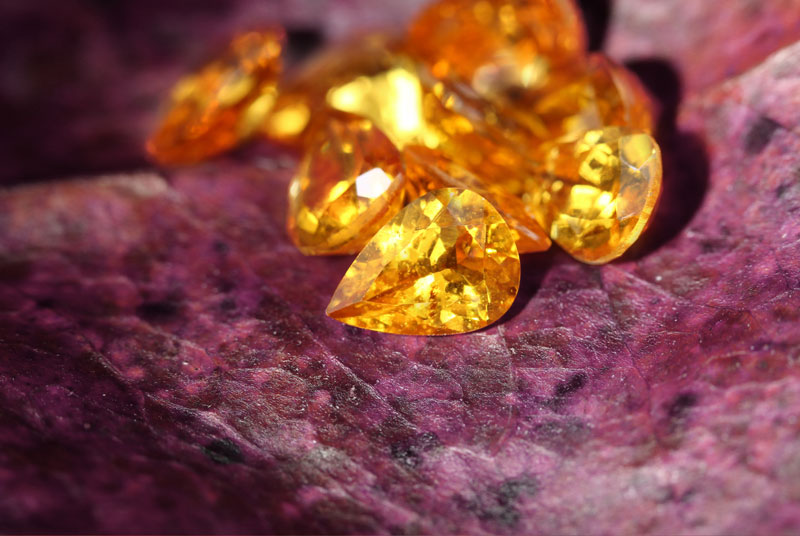 Spessartite | Gemstones from A-Z at Rocks & Co.