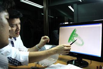 Designer Paul Udomkiet