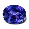 December: Tanzanite