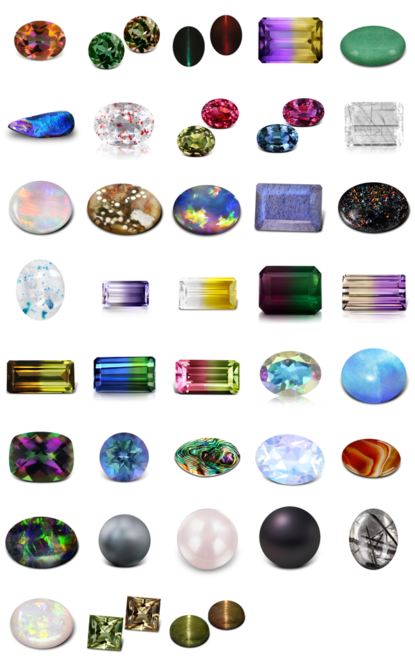 Multicoloured Gems | Alexandrite